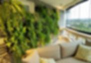 Jardim Vertical residencial