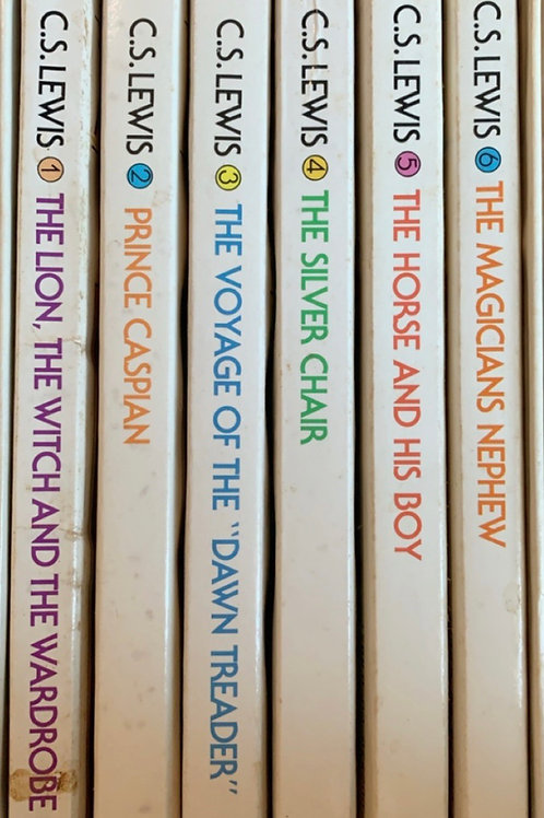The Chronicles of Narnia Box Set by C. S. Lewis