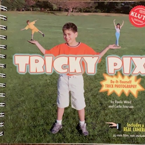Tricky Pix by Paula Weed