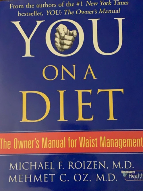 You on a Diet by Michael F. Roizen