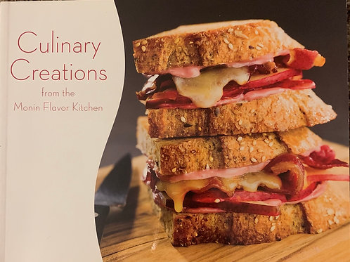 Culinary Creations from the Monin Flavor Kitchen