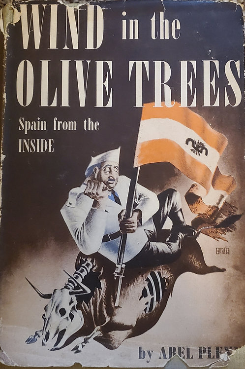 Wind in the Olive Trees by Arel Penn