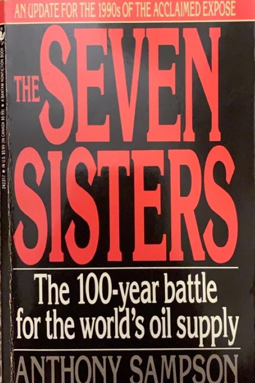 The Seven Sisters by Anthony Sampson