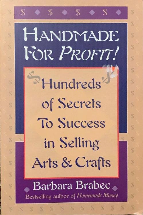 Handmade for Profit! By Barbara Brabec