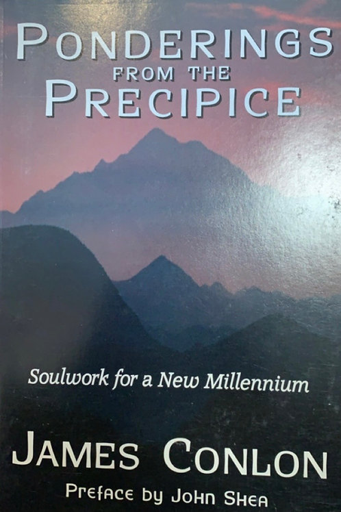 Ponderings From the Precipice by James Conlon