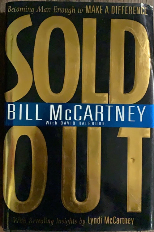 Sold Out by Bill McCartney