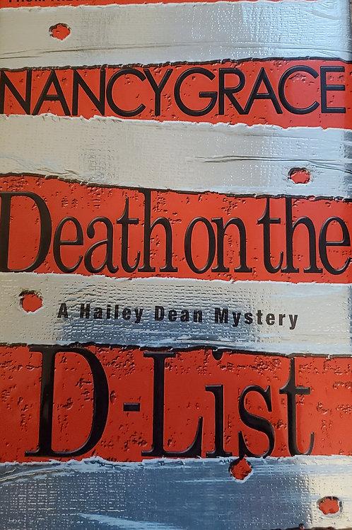 Death on the D-List by Nancy Grace (a Hailey Dean Mystery)