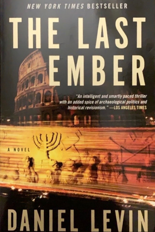 The Last Ember by Daniel Levin