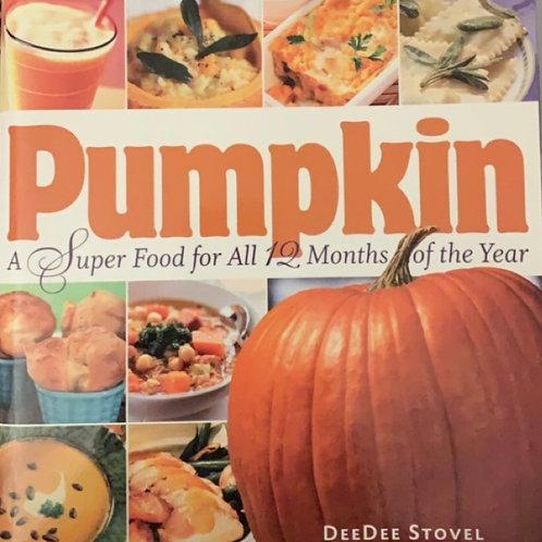 Pumpkin by DeeDee Stovel