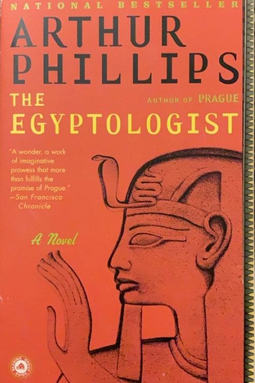 The Egyptologist by Arthur Phillips
