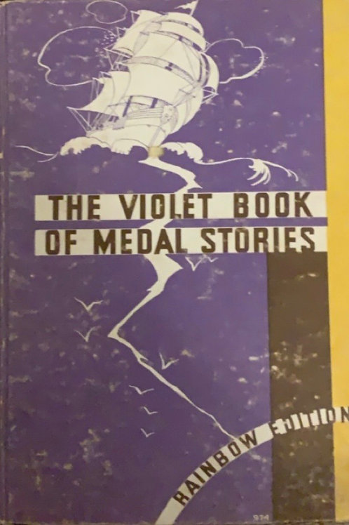 The Violet Book of Medal Stories by the Daughters of Charity