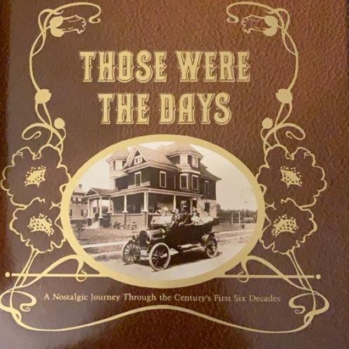 Those Were the Days Hallmark Crown Edition