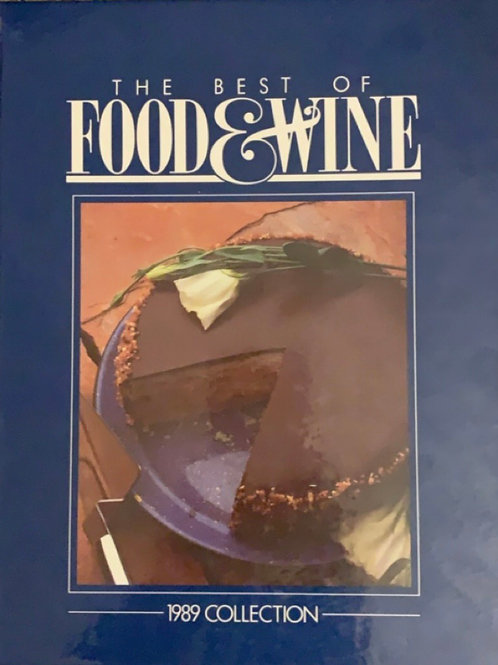 The Best of Food and Wine