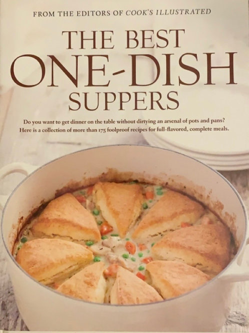 The Best One Dish Suppers