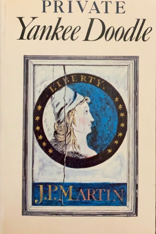 Private Yankee Doodle by J. P. Martin