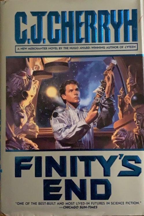 Finity's End by C. J. Cherryh