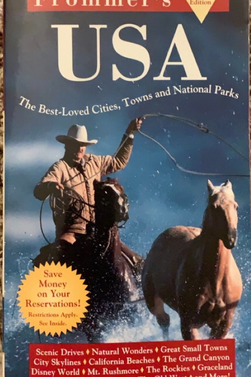 Frommer's USA Edited by Bill Goodwin