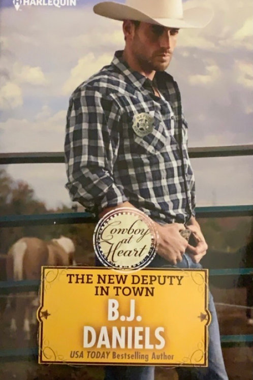 The New Deputy in Town by B. J. Daniels