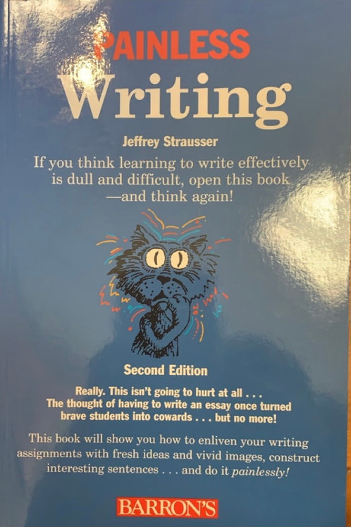 Painless Writing by Jeffrey Strausser