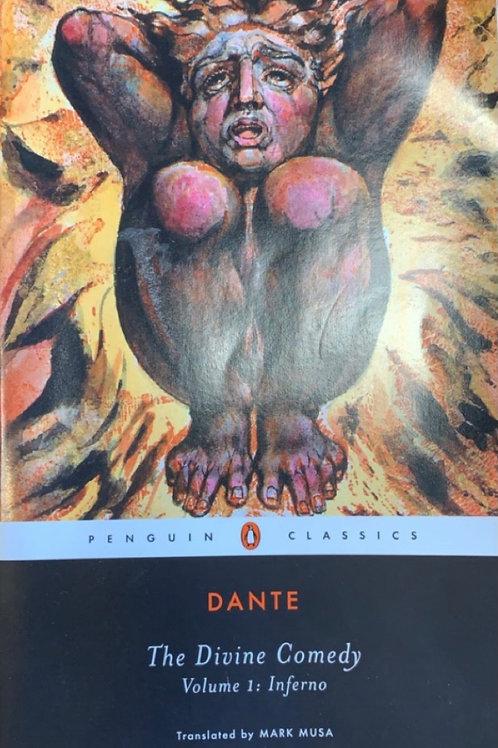 The Divine Comedy Volume 1: Inferno by Dante