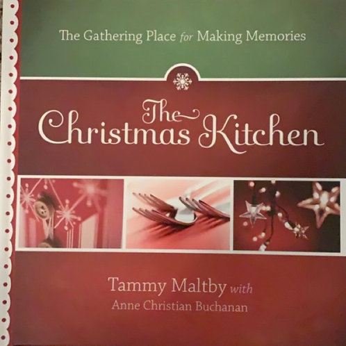 The Christmas Kitchen by Tammy Maltby