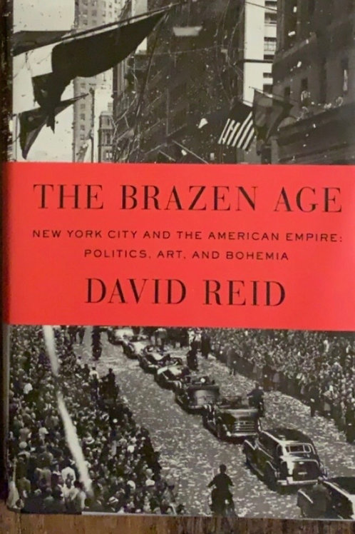 The Brazen Age by David Reid