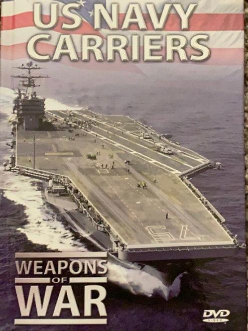 U . S.  Navy Carriers Weapons of War
