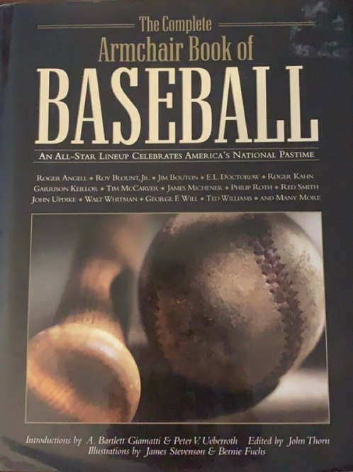 The Complete Armchair Book of Baseball