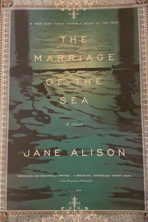 The Marriage of the Sea by Jane Alison