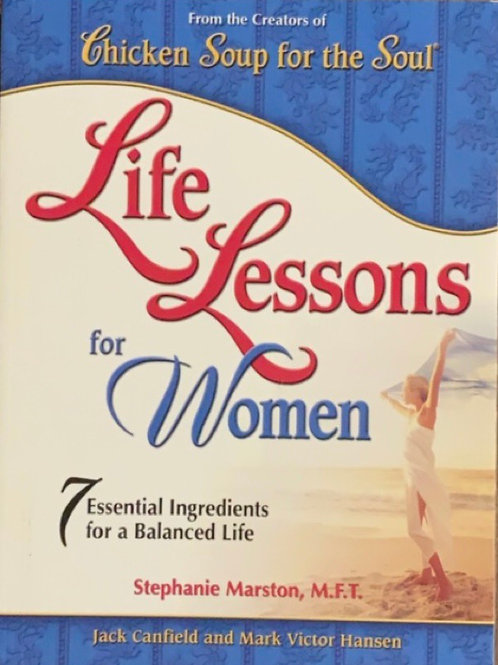 Life Lessons for Women