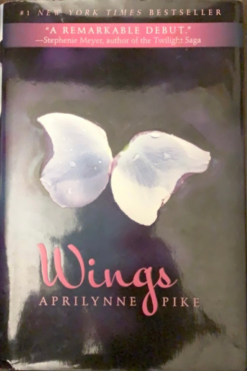 Wings by Aprilynna Pike