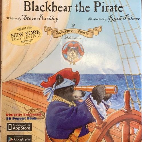 Blackbear the Pirate by Steve Buckley