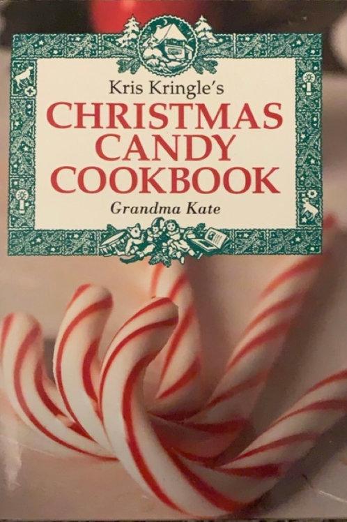 Christmas Candy Cookbook by Grandma Kate