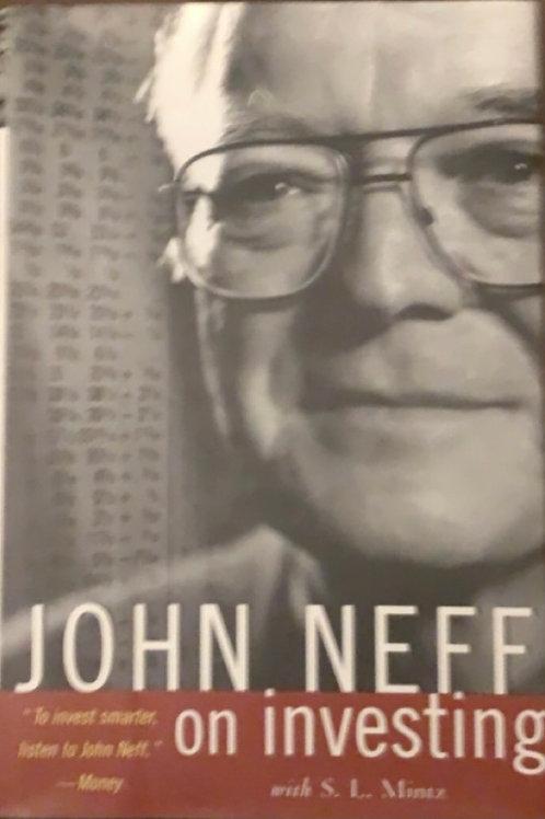On Investing by John Neff