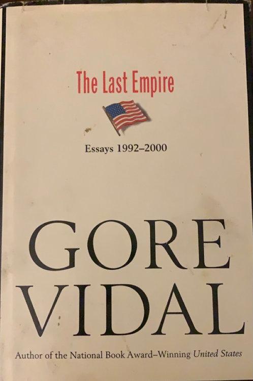 The Last Empire by Gore Vidal