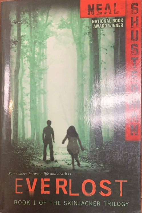 Ever lost by Neal Shusterman