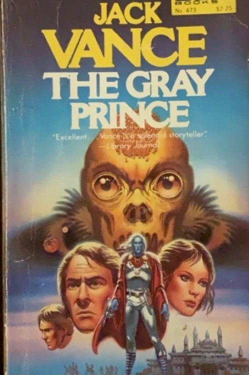 The Gray Prince by Jack Vance