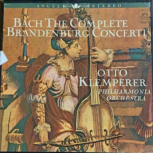 Bach the Complete Brandenburg Concerti