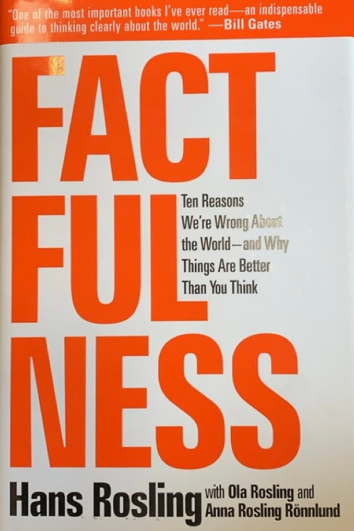 Fact Fulness by Hans Rosling