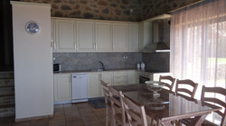 Superb equipped kitchen