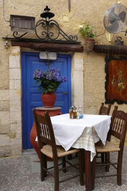 Chania, Restaurant Semiramis