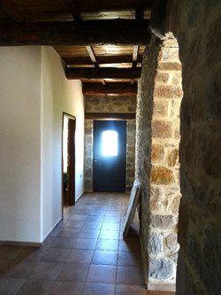 Traditional stone house style