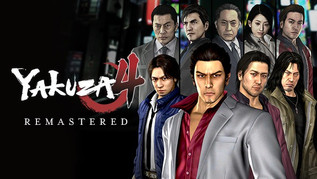 Yakuza 4 - Review