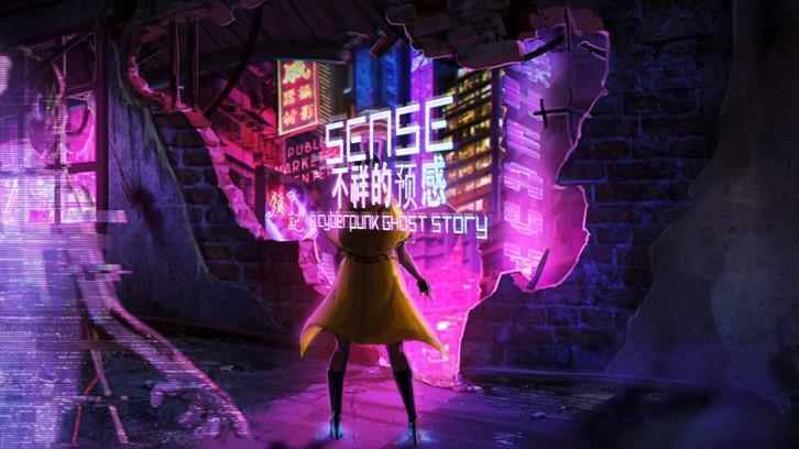 Sense - 不祥的预感: A Cyberpunk Ghost Story - Review