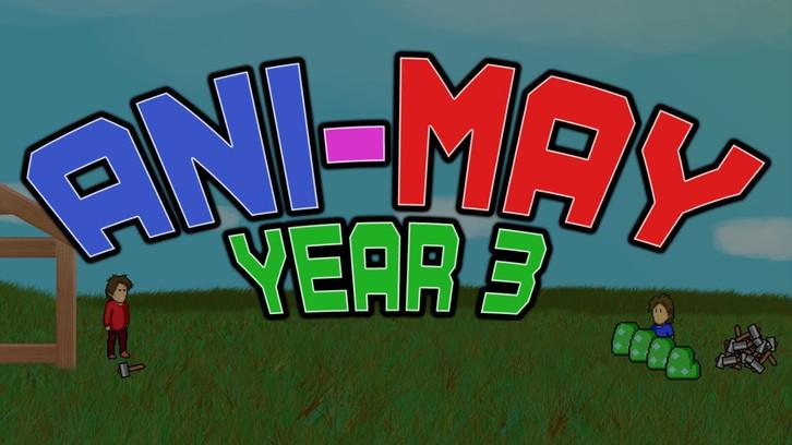 Ani-May Year 3 Begins!