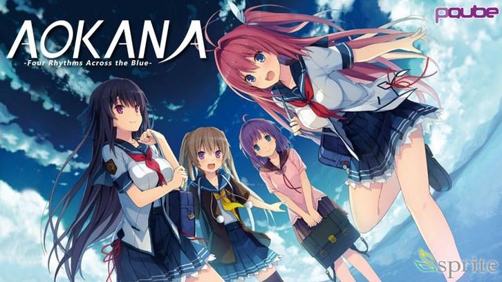 Aokana - Four Rhythms Across the Blue - Review