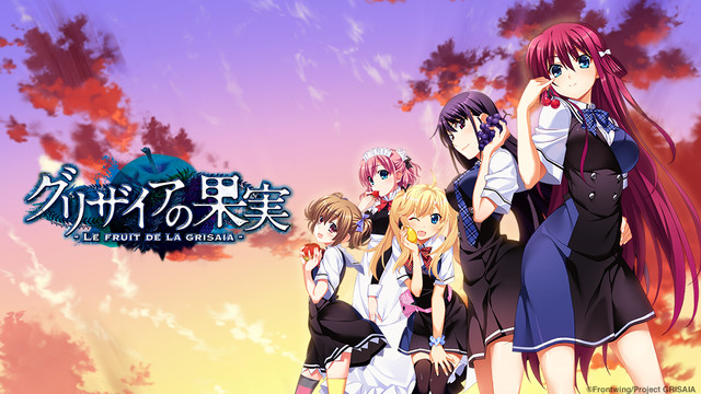 The Fruit Of Grisaia - Review