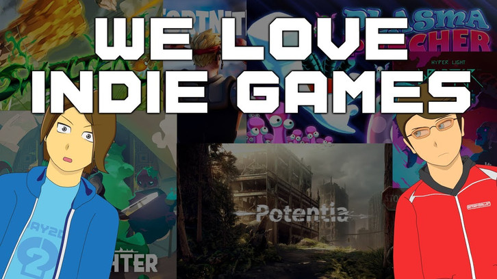 We F-ing LOVE Indie Games [Ani-May Year 3]
