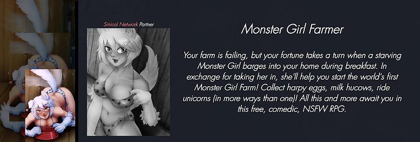 Monster Girl Farmer