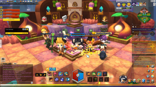 Maple Story 2 screenshot 2.jpg